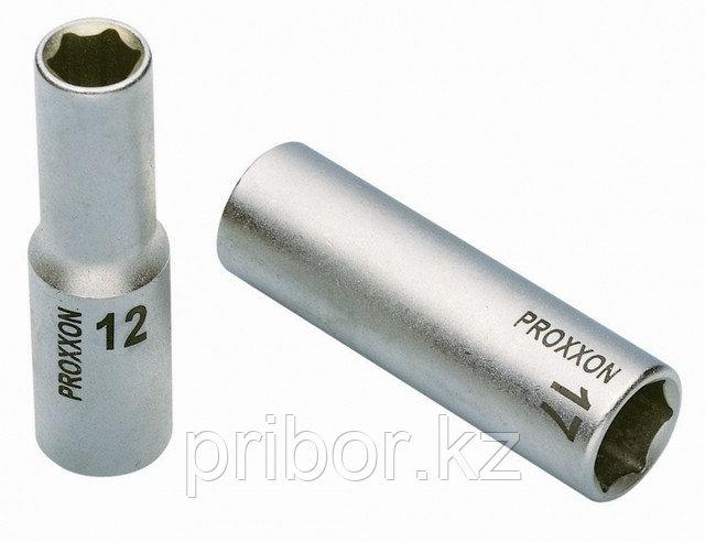 """23358 Proxxon Удлиненная головка на 1/2"""", 13 мм"""