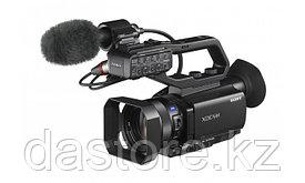 Sony PXW-X70//C видеокамера профессиональная, матрица Exmor™ R CMOS типа 1,0 с разрешением 20 мегапикселей.