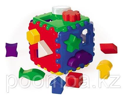 Подарочный логический куб