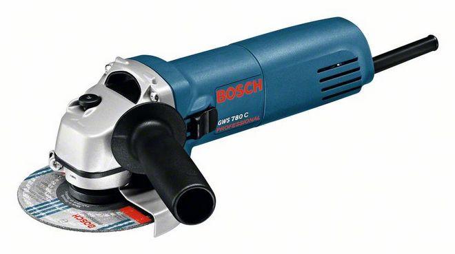 Угловая шлифмашина Bosch GWS 780C Professional (0601377790)