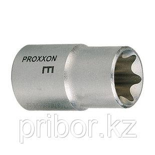 "23382 Proxxon Головка для внешней звездочки ТХ на 1/2"", E 12"