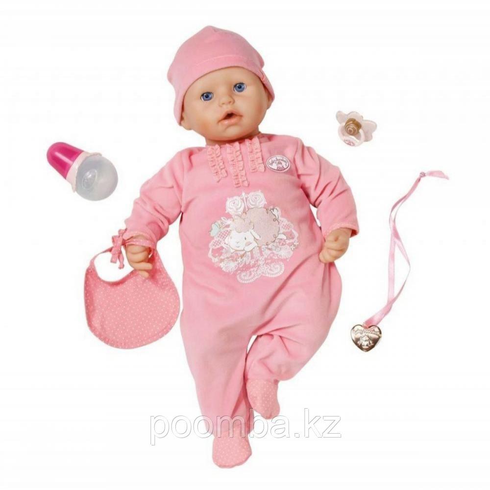 Кукла с мимикой 46 см Беби Анабель (Baby Annabell)