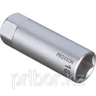 "23443 Proxxon Свечной ключ на 1/2"", 18 мм"