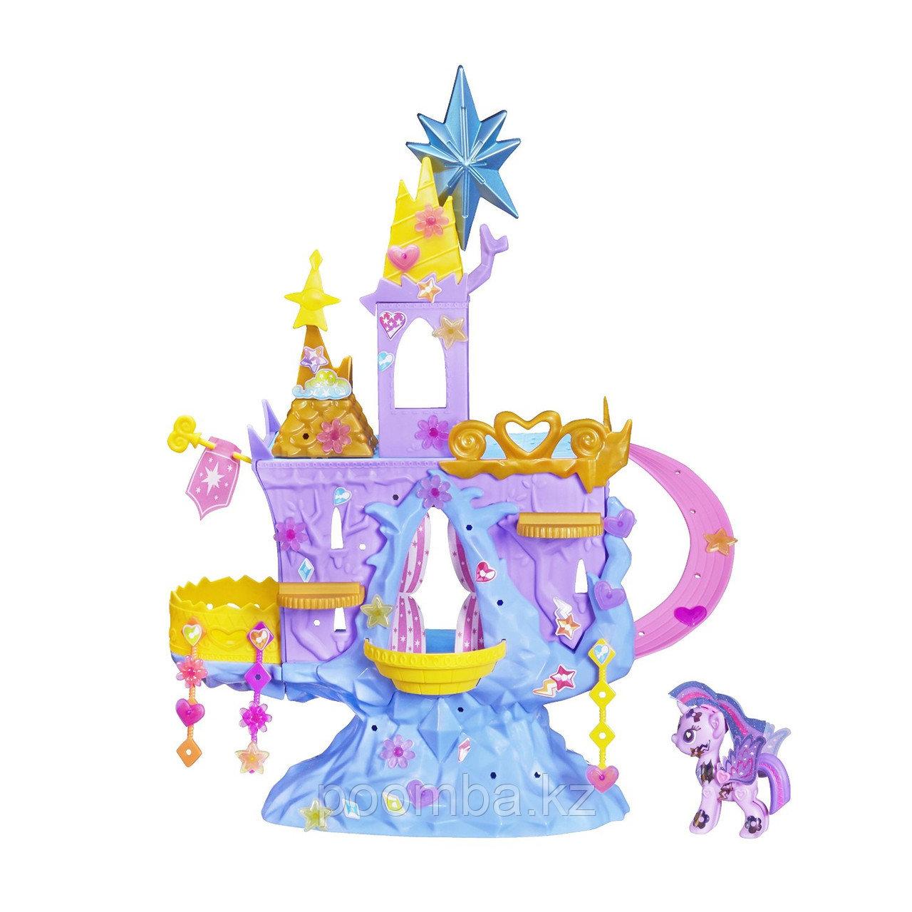 Замок Твайлайт Спаркл My Little Pony Pop