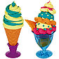 "Мини-набор ""Инструменты мороженщика"" Play-Doh, фото 2"