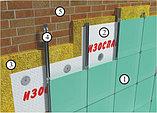Изоспан А Ветро-влагозащитная паропроницаемая мембрана  1,6*43,7м, фото 3