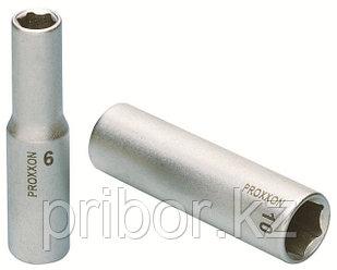 """23770 Proxxon Удлиненная головка на 1/4"""", 6 мм"""