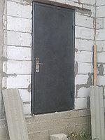 Дверь входная металлическая утепленная на заказ