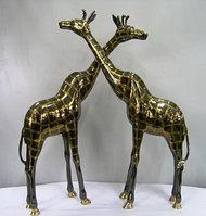 Статуэтка Жирафы пара