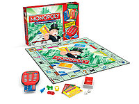 Игра Монополия с банковскими карточками (обновленная) MONOPOLY