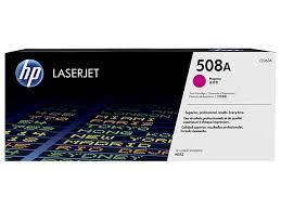 HP CF363A картридж лазерный HP 508A пурпурный, ресурс 5000 стр