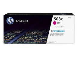 HP CF363X Картридж лазерный HP 508X пурпурный, ресурс 9500 стр