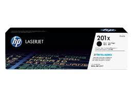 HP CF400X Картридж лазерный HP 201X черный, ресурс 2800 стр