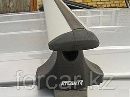 """Багажная система """"Atlant"""" Nissan Qashqai (5-dr CUV) 07-13 (Крыловидная)"""