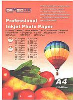 Фотобумага А4 для прин. 200 гр.Dameid 50л. gloss.двух.