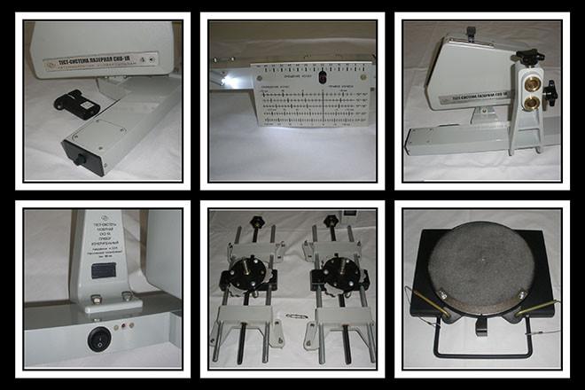 ТЕСТ-СИСТЕМА ЛАЗЕРНАЯ СКО-1Л (Стенд развал-схождение) - фото 2