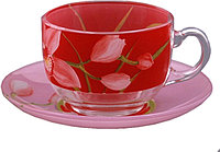 Luminarc Чайный сервиз Red Orchis, фото 1