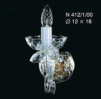 Хрустальное бра N412/1/00 (Elite Bohemia, Чехия)