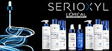 Уплотняющий мусс для окрашенных волос Loreal SERIOXYL Densifying Mousse For Coloured Thinning Hair 125 мл., фото 3