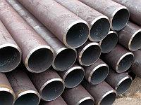 Труба 28х3 мм стальная электросварная прямошовная ГОСТ 10704-91 10705-80 сталь 3 10 20 09г2с сварная