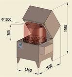 Автоматическая мойка для деталей ТС-1000, фото 2