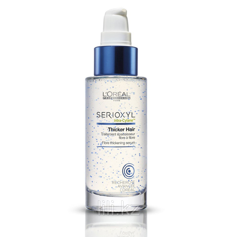Сыворотка для плотности волос L'Oreal Professionnel Serioxyl Thicker Hair Serum 90 мл.