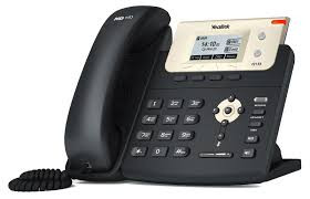 Yealink SIP-T21 E2 SIP-телефон, 2 линии, адаптер питания в комплекте