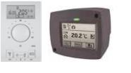 Поколение 8. Сервопривод Promatic CMP 25-2 с погодозависимым управлением в комплекте с датчиками улицы