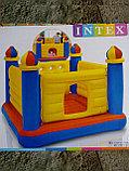 """Игровой батут  """"Замок"""" Intex, фото 9"""
