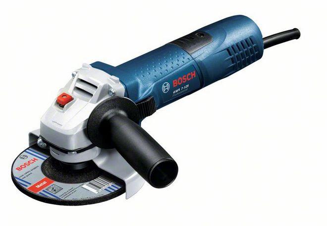 Угловая шлифмашина Bosch GWS 7-125 Professional (0601388102)