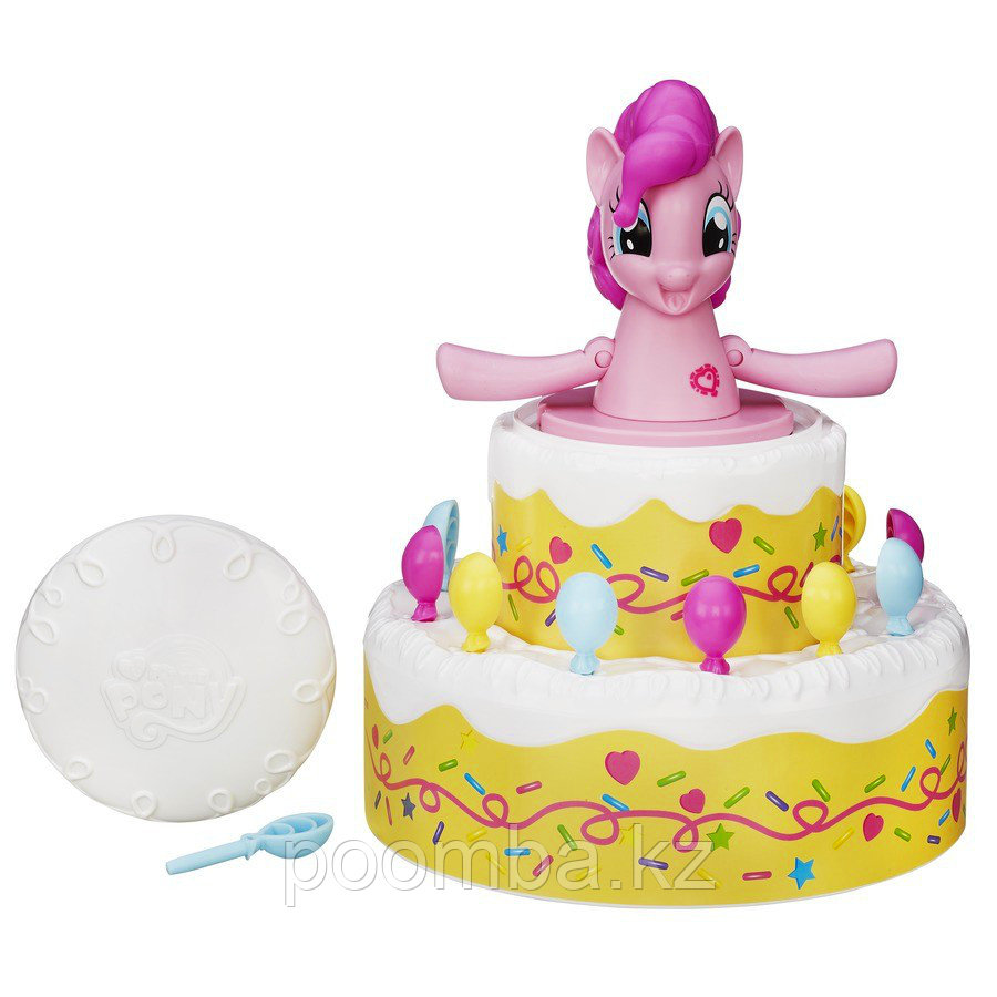 """Настольная игра """"Сюрприз Пинки Пай"""" My Little Pony"""