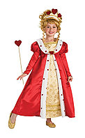 Принцесса Красное сердце р-р 4-6 лет