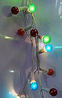 Гирлянда световая с круглыми лампочками (5 м)
