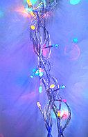 Гирлянда световая (8 м) 4 цвета свечения на выбор