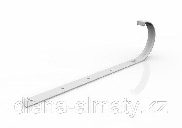 Кронштейн металлический для желоба d=125 мм, RUPLAST (Россия)