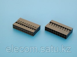Разъем 2х10 на кабель BLD-20