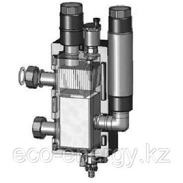 Поколение 8. Гидравлическая стрелка, МНК 32(3м3/час,85кВт при 25град),DN 32