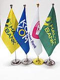 Изготовление настольных флагов, фото 3