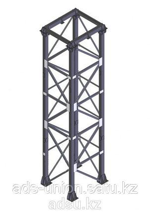 Металлические колонны (изготовление), фото 2