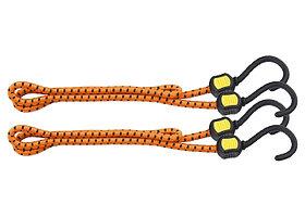 Резинки багажные, обрезиненные крюки, 2 шт, 1000 мм// STELS 54363