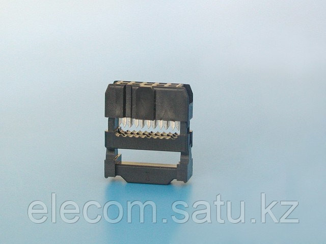 Разъем на плоский кабель 2х5 IDC-10