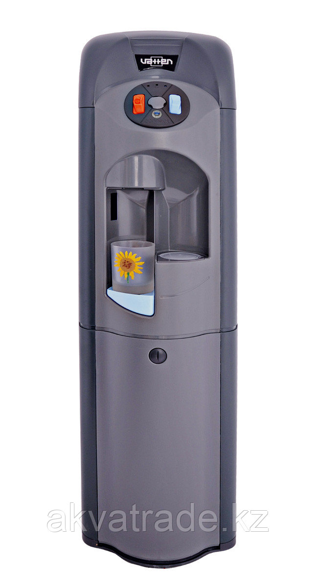 Пурифайер VATTEN OV401JKDG +Brita +баллон CO2 (кулер для проточной воды)