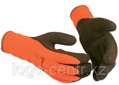 Перчатки прорезиненные утепленные