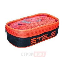 Трос буксировочный 12 тонн, 2 петли, сумка на молнии, Россия // Stels