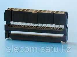 Разъем на плоский кабель 2х 13 IDC-26
