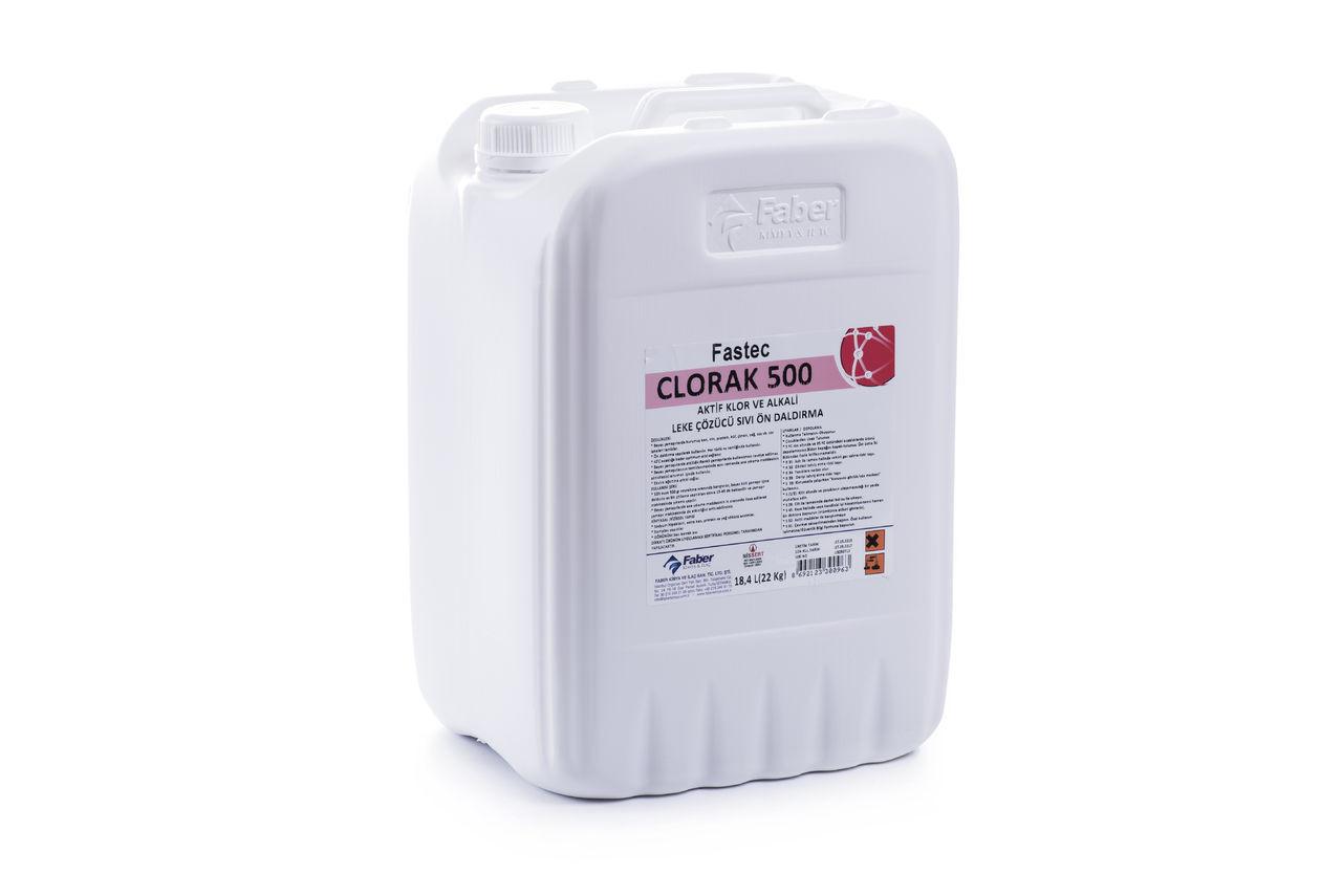 Fastec CLORAK 500 - Хлоросодержащий отбеливатель