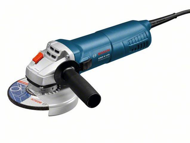 Угловая шлифмашина GWS 9-125 Bosch Professional (0601791000)