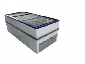 Морозильная бонета Bonvini BF 2500 с раздвижными створками
