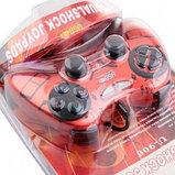 Игровой джойстик для ПК U-900 USB+ двойной вибратор, фото 2