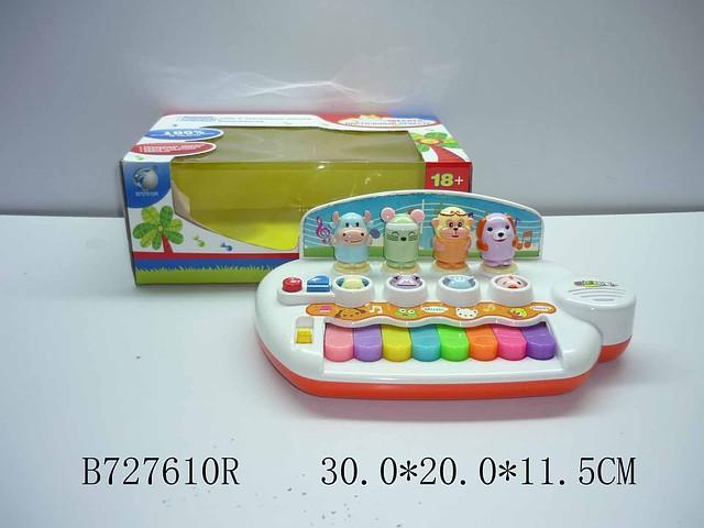 Детское пианино B727610R Торговая марка: TONGDE.